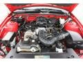 2007 Torch Red Ford Mustang V6 Premium Convertible  photo #27
