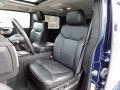 2008 H2 SUV Ebony Black Interior