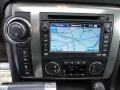 Navigation of 2008 H2 SUV