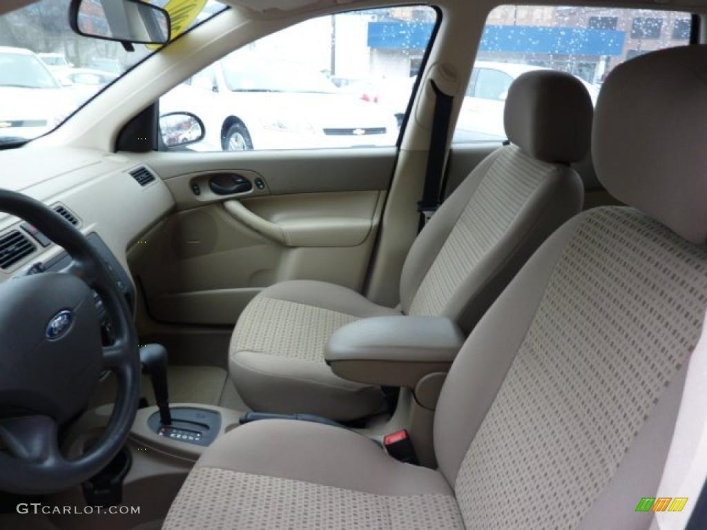 2007 Ford Focus Zxw Se Wagon Interior Photo 46045252
