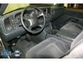 2002 Light Pewter Metallic Chevrolet Silverado 1500 LS Extended Cab  photo #8