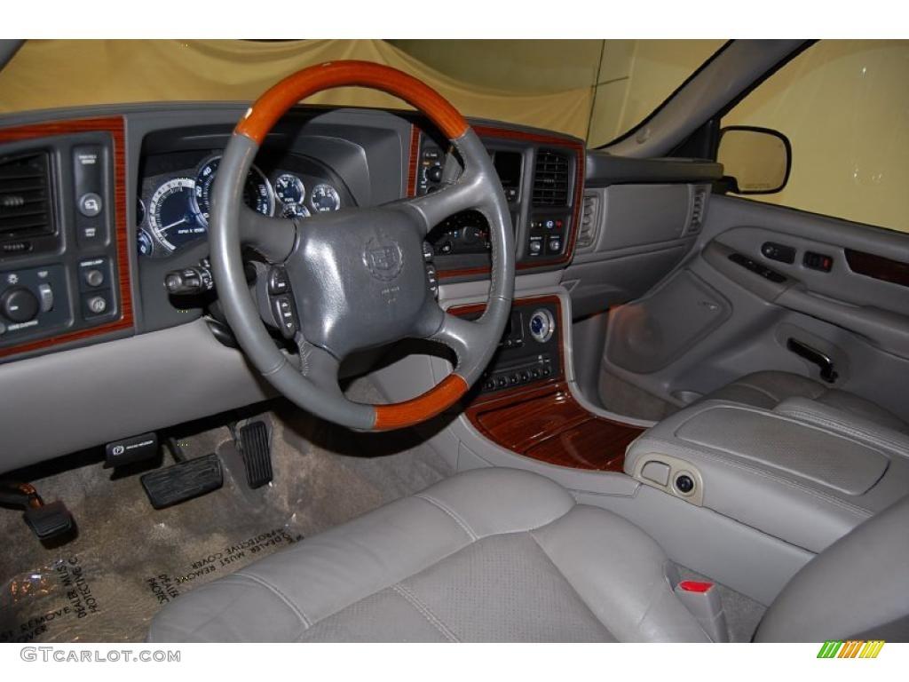 2002 Cadillac Escalade Ext Awd Interior Photo 46051480
