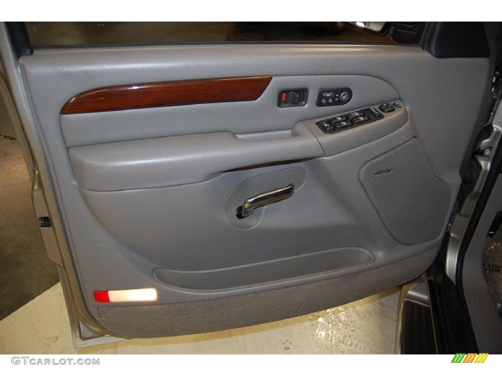 2002 Cadillac Escalade Ext Awd Door Panel Photos