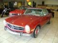 Red Metallic 1970 Mercedes-Benz SL Class 280 SL Roadster