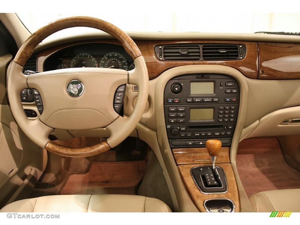 2004 Jaguar S Type 3 0 Dashboard Photos Gtcarlot Com
