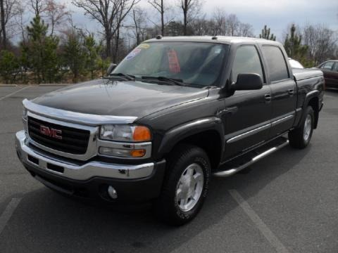 2005 gmc sierra 1500 sle crew cab 4x4 data info and specs. Black Bedroom Furniture Sets. Home Design Ideas