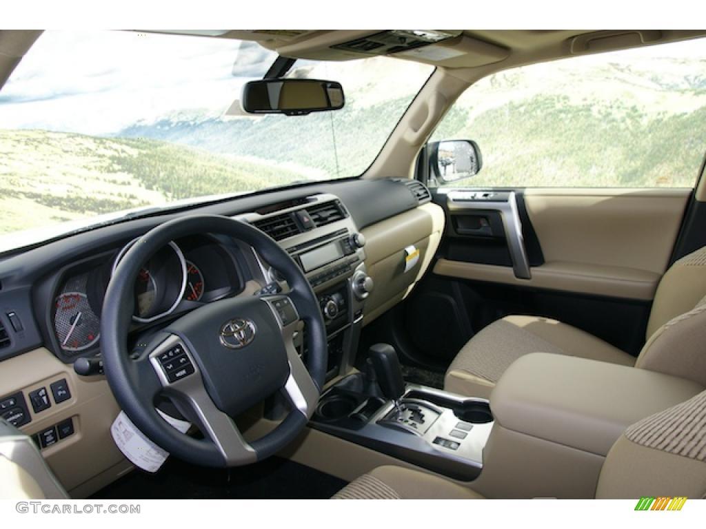2011 toyota 4runner sr5 4x4 interior photo 46072441