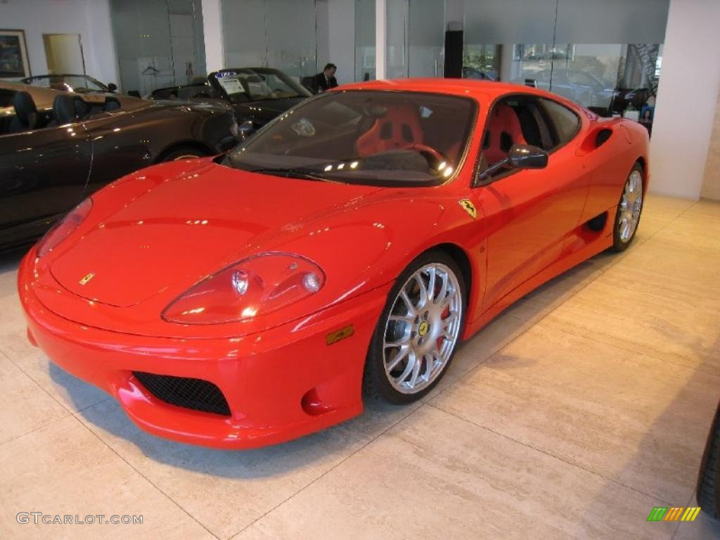 red 2004 ferrari 360 challenge stradale f1 exterior photo 46093889. Cars Review. Best American Auto & Cars Review