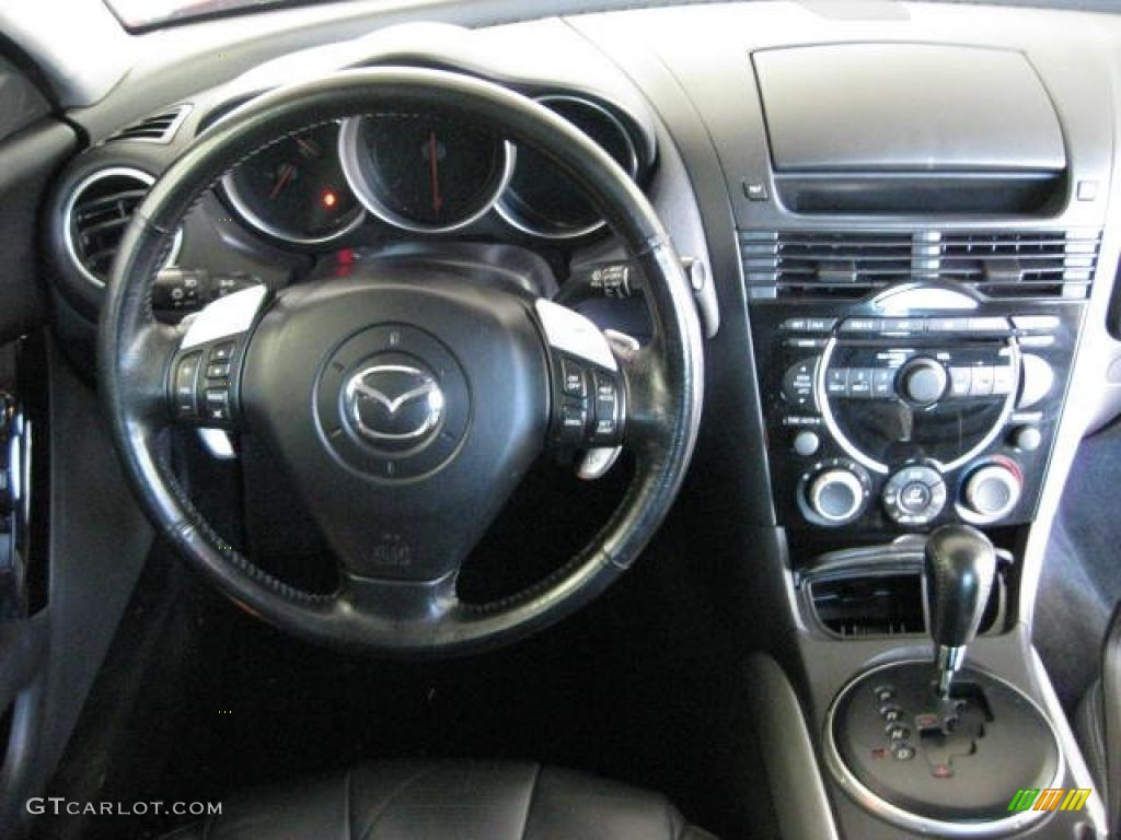 2004 Mazda Rx 8 Standard Rx 8 Model Black Dashboard Photo 46097528 Gtcarlot Com
