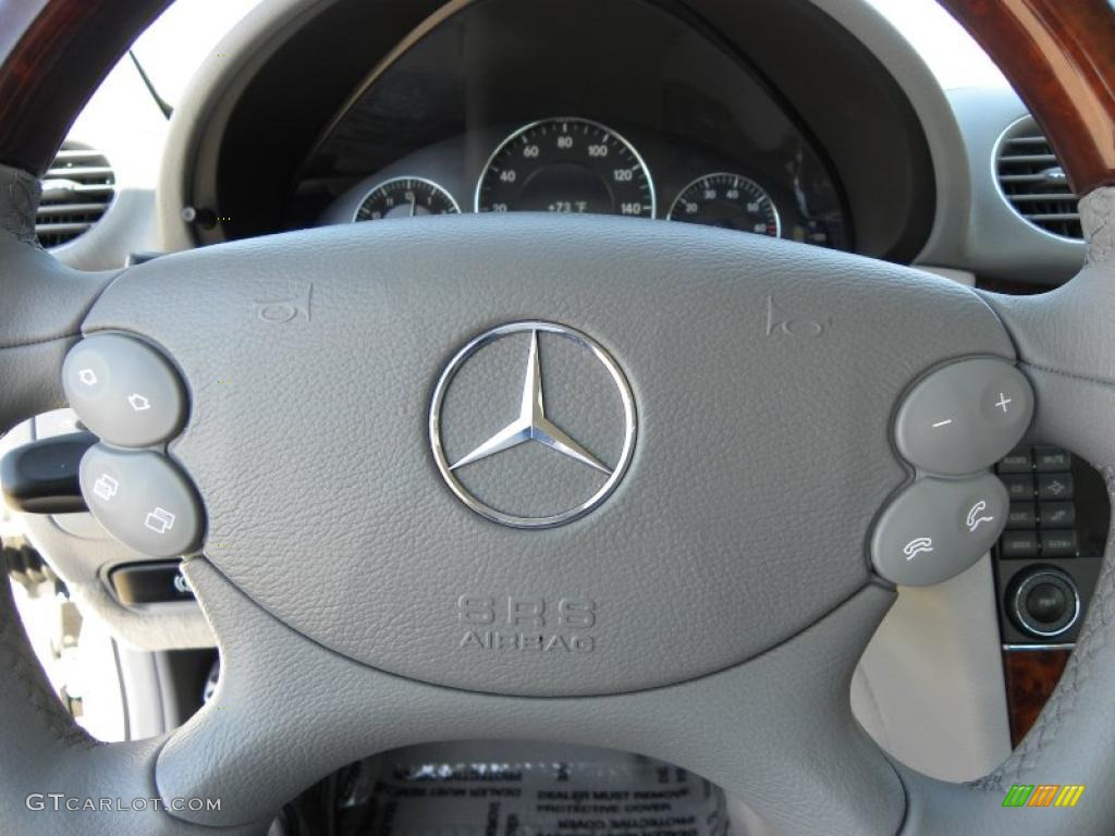 Wtb leather wood steering wheel for clk w209 e cls for Mercedes benz steering wheel for sale