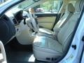 2011 MKZ Hybrid Light Camel Interior