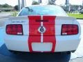 2007 Performance White Ford Mustang Shelby GT500 Coupe  photo #4