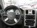 Dark Khaki/Light Graystone Dashboard Photo for 2008 Chrysler 300 #46114592