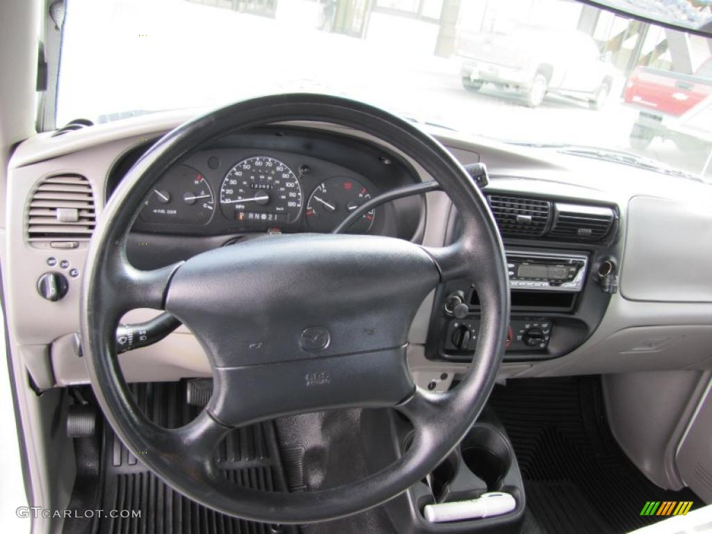 1998 mazda b series truck b2500 sx regular cab interior photo 46118650