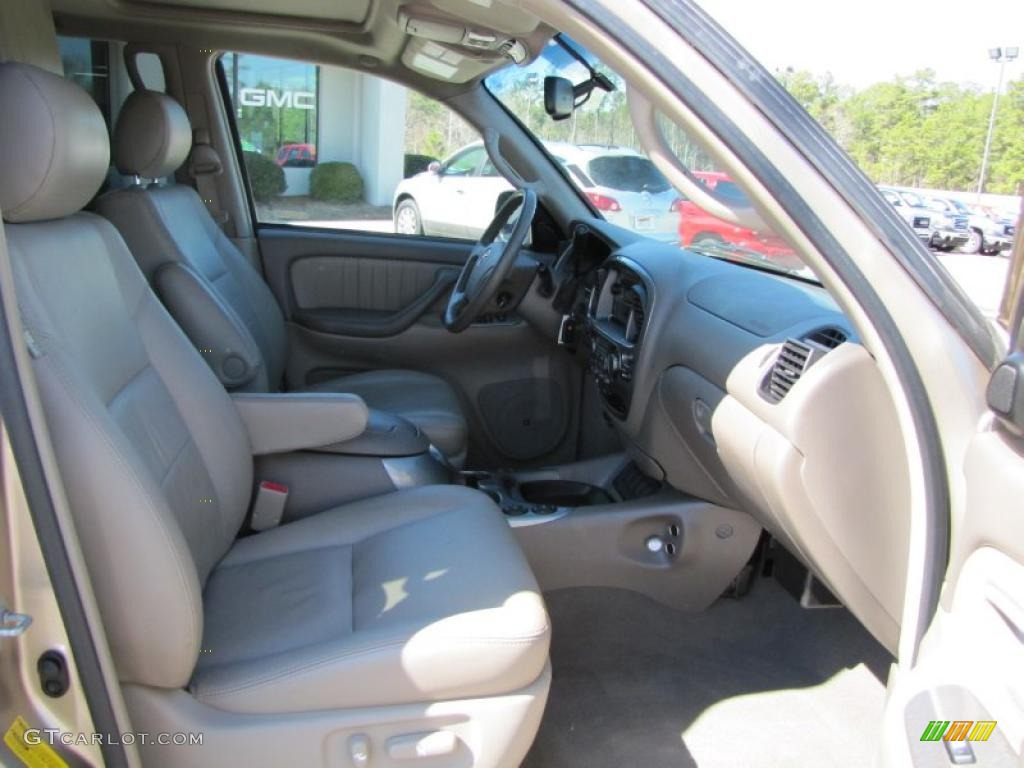 2007 Desert Sand Mica Toyota Sequoia Limited 46070024 Photo 14 Car Color
