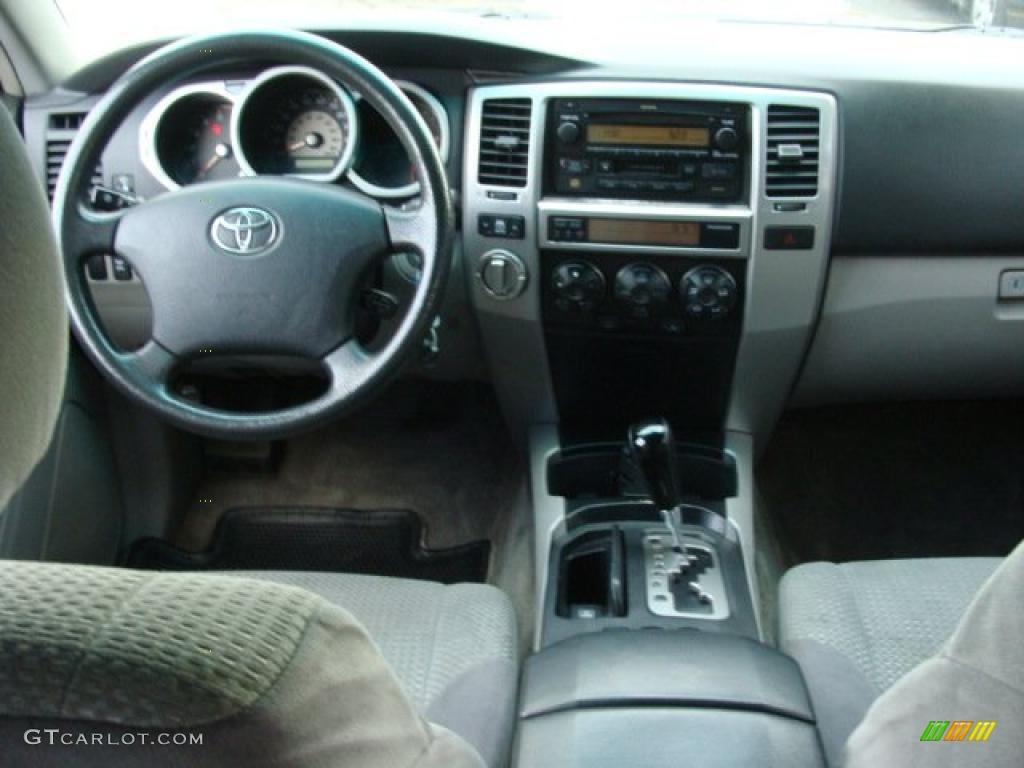 2003 Toyota 4runner Sr5 4x4 Stone Dashboard Photo 46124079