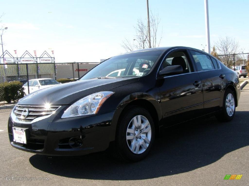 Super Black 2011 Nissan Altima 2 5 S Exterior Photo 46126686 Gtcarlot Com
