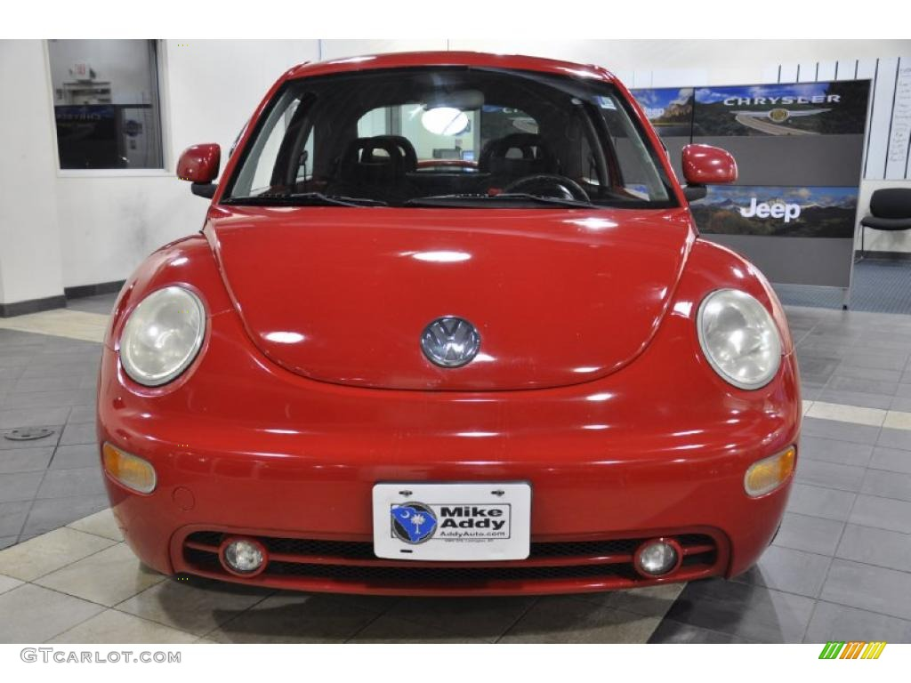 1998 tornado red volkswagen new beetle 2 0 coupe 46070046 photo 3 car color. Black Bedroom Furniture Sets. Home Design Ideas