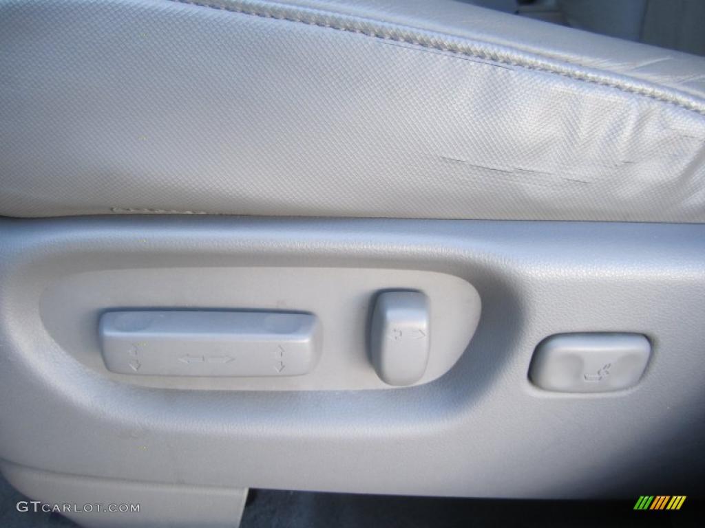 2008 CR-V EX-L 4WD - Royal Blue Pearl / Gray photo #20
