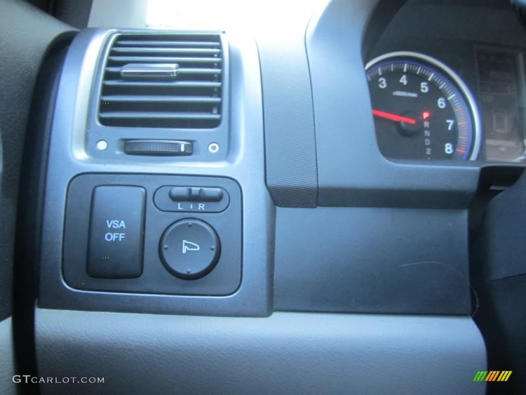 2008 CR-V EX-L 4WD - Royal Blue Pearl / Gray photo #22