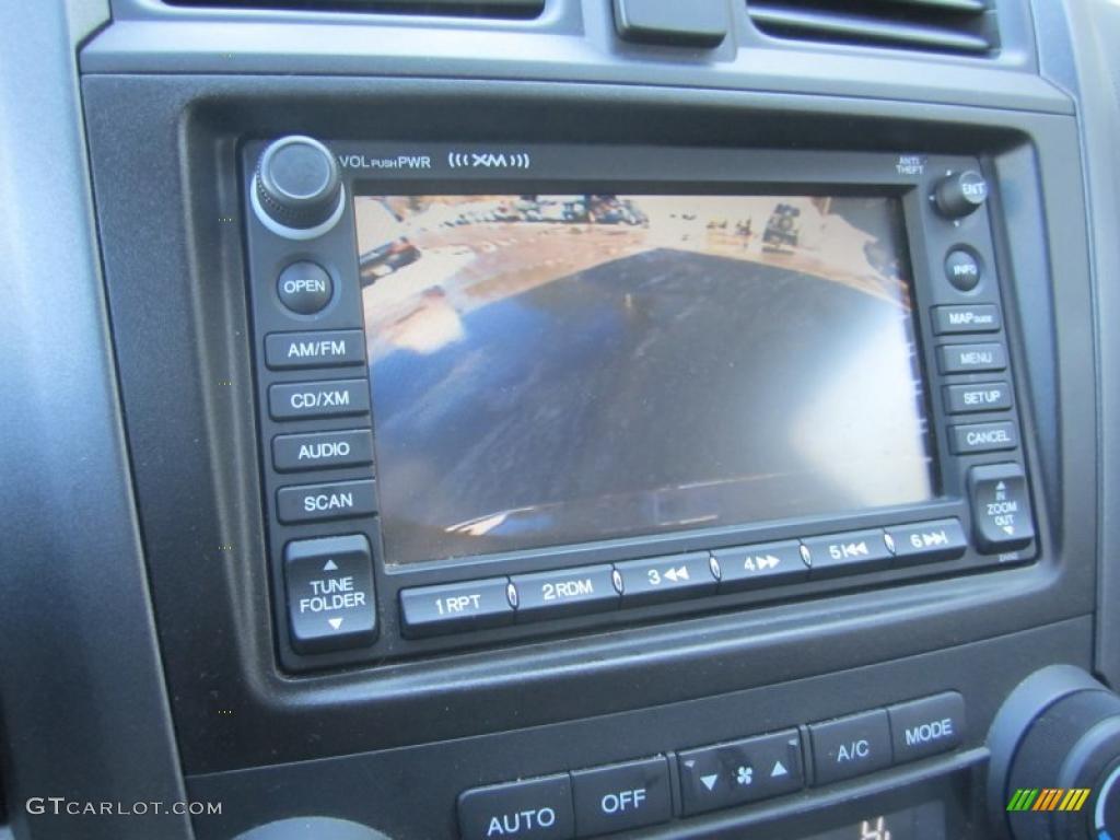 2008 CR-V EX-L 4WD - Royal Blue Pearl / Gray photo #28