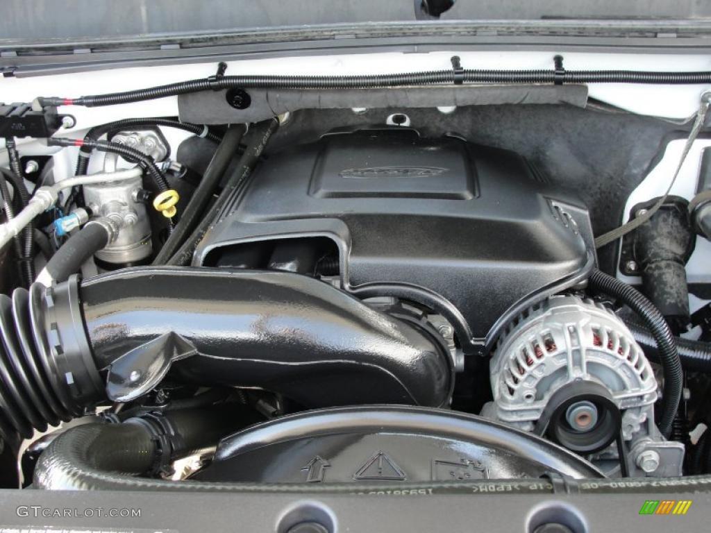 2007 chevrolet silverado 2500hd lt crew cab 6 0 liter ohv 16 valve vvt vortec v8 engine photo. Black Bedroom Furniture Sets. Home Design Ideas