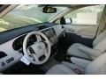 Bisque 2011 Toyota Sienna Interiors
