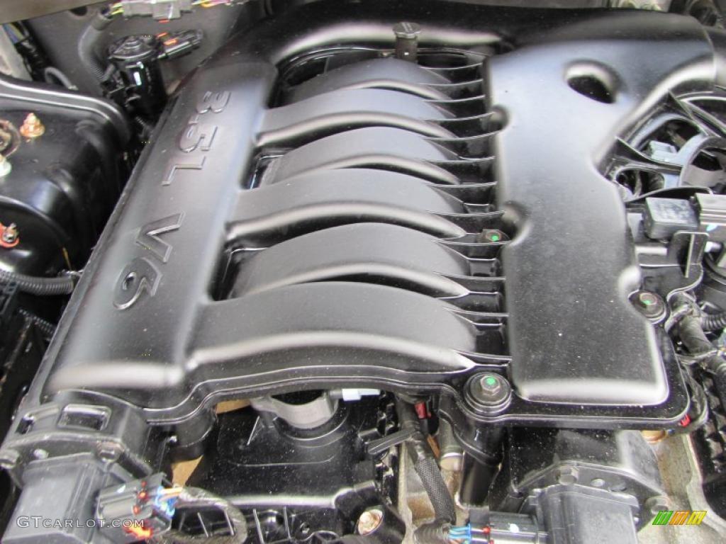 2007 dodge charger awd 3 5 liter sohc 24 valve v6 engine photo 46159145. Black Bedroom Furniture Sets. Home Design Ideas