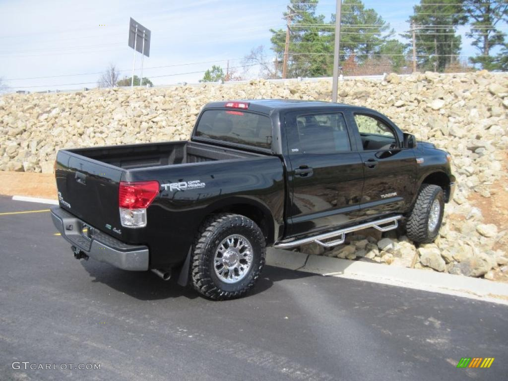 Black 2013 Toyota Tundra Tss Double Cab Exterior Photo ...