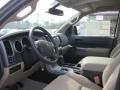 Sand Beige Interior Photo for 2011 Toyota Tundra #46162896