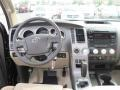 Sand Beige Dashboard Photo for 2011 Toyota Tundra #46162986