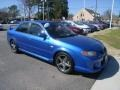Front 3/4 View of 2003 Protege MAZDASPEED