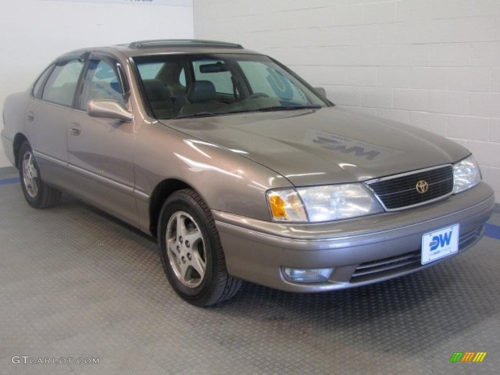 1998 cashmere beige metallic toyota avalon xls 46091989 gtcarlot com car color galleries gtcarlot com