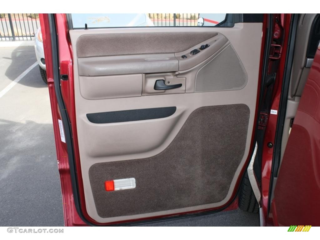 1993 Ford E Series Van E150 Club Wagon Passenger Door