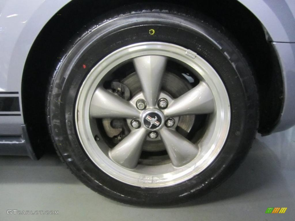2006 Ford Mustang V6 Premium Coupe Wheel Photo #46190174