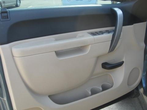 Image & SilveradoSierra.com u2022 u002707 Silverado inside door handle : Interior