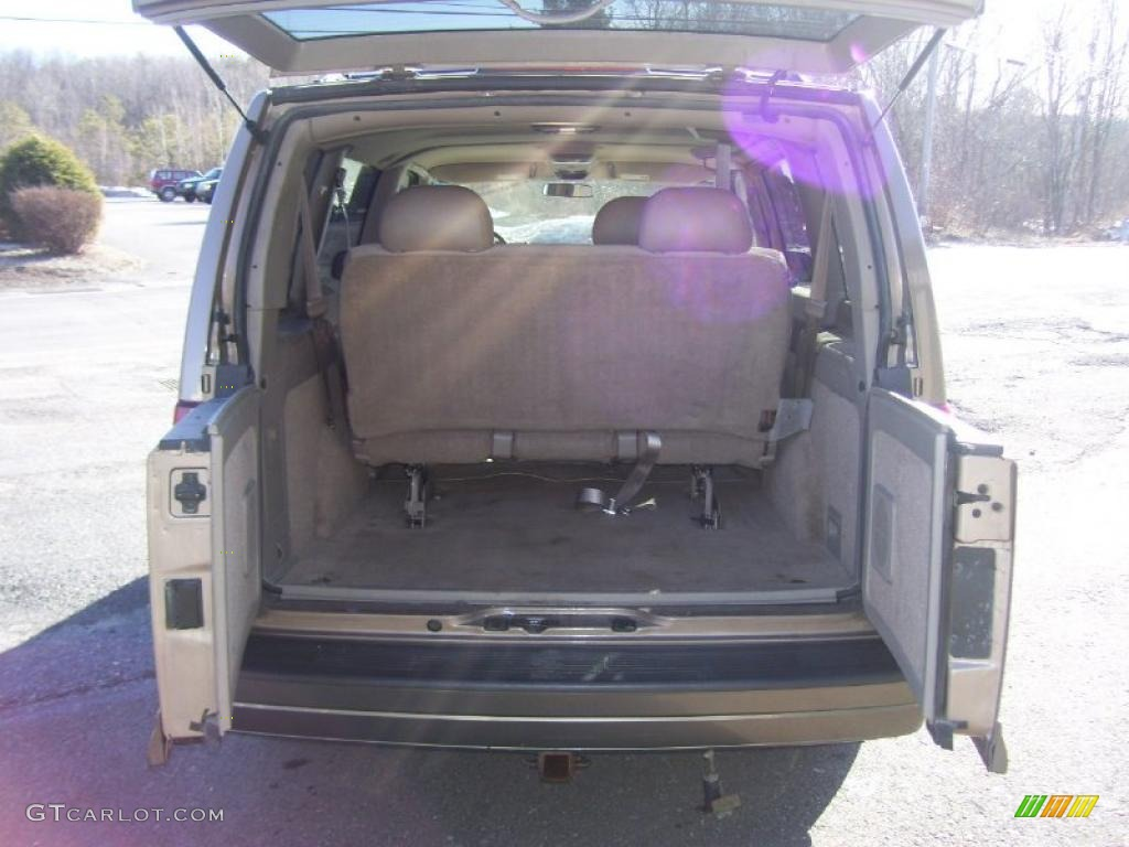 2000 Chevrolet Astro LS AWD Passenger Van Trunk Photos