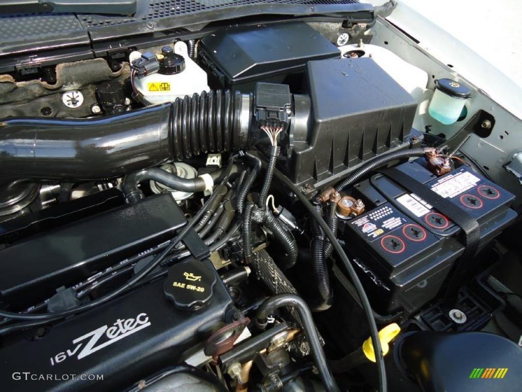 2001 ford focus se wagon 2 0 liter dohc 16 valve zetec 4 cylinder engine photo 46207646. Black Bedroom Furniture Sets. Home Design Ideas