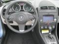 Dashboard of 2011 SLK 300 Roadster