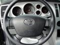 Graphite Gray Steering Wheel Photo for 2009 Toyota Tundra #46219124