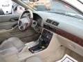 Parchment 1999 Acura CL 3.0 Dashboard