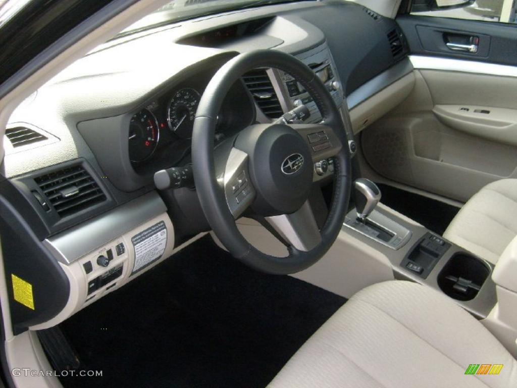 2011 Subaru Outback Premium Wagon Interior Photo