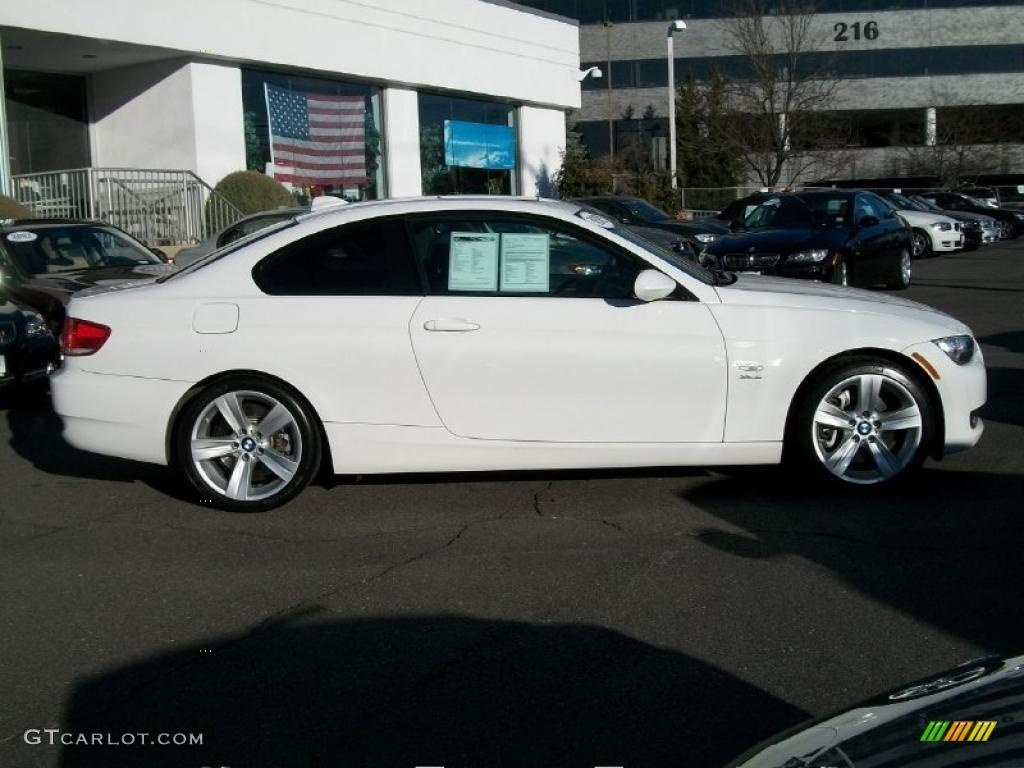 Alpine White 2009 Bmw 3 Series 335xi Coupe Exterior Photo 46238531