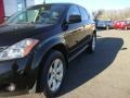 2007 Super Black Nissan Murano S AWD  photo #4
