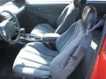 Graphite Gray Interior Photo for 2003 Chevrolet Cavalier #46249660