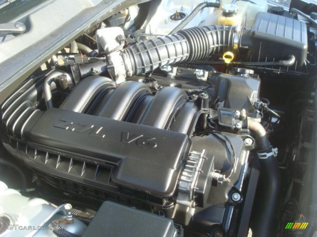 2007 Dodge Charger 27 Engine For Sale Best Photos 08 Diagram 2006 Se 2 7 Liter Dohc 24 Valve V6 Photo