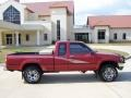 Garnet Red Pearl - Pickup Deluxe Extended Cab 4x4 Photo No. 2