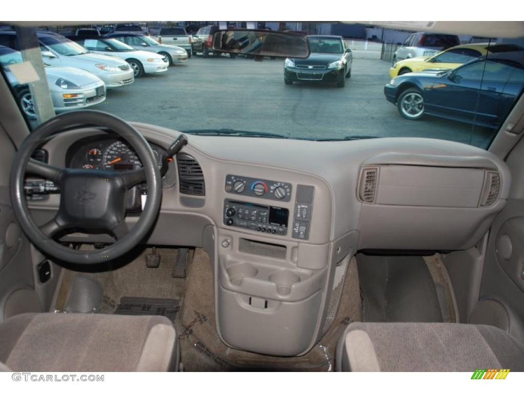 2005 chevrolet astro ls passenger van medium gray. Black Bedroom Furniture Sets. Home Design Ideas