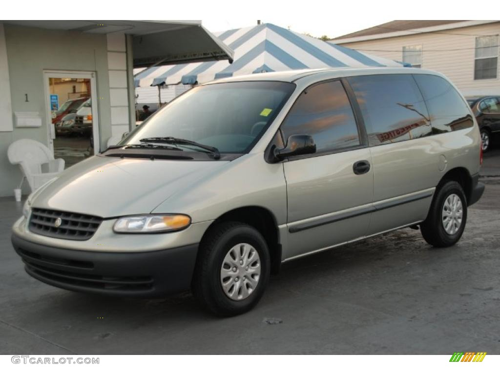 chrysler voyager 2000 - photo #5