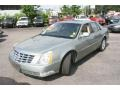 2007 Green Silk Cadillac DTS Sedan  photo #1